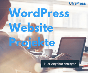 WordPress-Website-Projekte