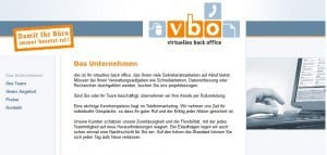 Virtuelle Assistenz vbo